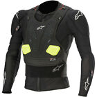 PETTORINA MOTO ENDURO CROSS QUAD ALPINESTARS BIONIC PRO V2 PROTECTION JACKET ...