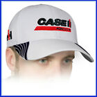 CASE IH Agriculture Baseball Cap 3D EMBROIDERED Logo Hat Mens Accessories Tracto