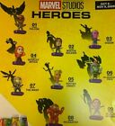 2020 McDONALD'S Marvel Studios Heroes HAPPY MEAL TOYS