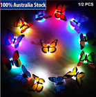 3d Led Butterfly Light Home Decor Stickers Night  Bedroom Christmas Halloween