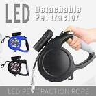 Dog Retractable Automatic Leash Walking 8m Rope Lead Leads Puppy Traction G3B4