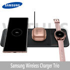 Samsung Original Wireless Charger Trio Pad EP-P6300 for Galaxy Phone/ Buds/Watch