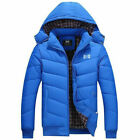 Mens Winter Jacket Quality Thick Coat Snow Parka Warm Down Jacket