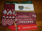 Pair of Thieves Men's Holiday Underwear Super Fit Boxer Brief Socks Set M L XL