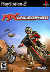 MX Unleashed PS2 Free Shipping Untested