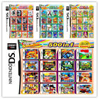 208 488 500 520 IN 1 Games Card Cartridge Multicart For Nintendo DS 3DS 2DS R4