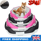 Dayplus Dog Bed Soft Washable Kennel Pet Basket Waterproof Different Size New