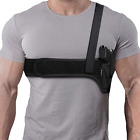 Deep Concealment Shoulder Holster, Universal Underarm Gun Holster for Men Women