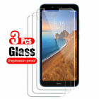 3Pcs 9H Tempered Glass Screen Protector For Xiaomi Redmi 9 9A 9C 8 8A 7 7A 6A 6