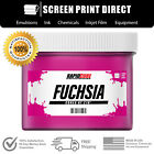 Внешний вид - Fuchsia - Screen Printing Plastisol Ink - Low Temp Cure 270F - All Sizes
