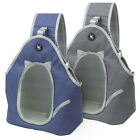 Breathable Cat Carrier Puppy Dog Sling Front Carrier Travel Bag for Small Cats