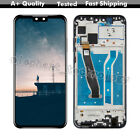 ET For Huawei Y9 2019 JKM-LX3 Y9 Prime 2019 LCD Display Touch Digitizer  ±Frame