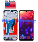 QC For Samsung Galaxy A10S SM-A107M/DS SM-A107F/DS LCD Touch Screen ± Frame
