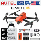 Autel EVO 2 8K 6K Pro Drone Quadcopter Ultra Camera Rough-and-ready Bundle Extra Battery