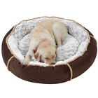 XL Extra Large Dog Bed Orthopedic Pillow Bed Soft Pet Round Couch Lounger Cradle
