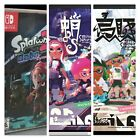 Splatoon 2 Octo Expansion - box art cover + poster (READ ITEM DESCRIPTION)