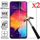 2X Premium HD Tempered Glass Screen Protector For Samsung Galaxy A21S A21 A51 71
