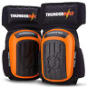 More images of Knee Pads for Work by Thunderbolt for Construction, Flooring, Gardening, Tile