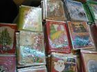 Mixed Musical Christmas cards, 10 Cards, With Extra 10 Batteries
