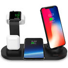 3 in1 Charging Wireless Charger For Apple Watch Series/Air Pods iPhone Station