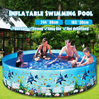 Children Inflatable Swimming Pool Household Wear-resistant Thick Marine Pool UK