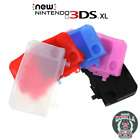 'New 3ds Xl Ll Silicone Cover Rubber Protective Skin Soft Case Nintendo Console