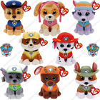 *PAW PATROL* SOFT TOY - CHASE MARSHALL EVEREST SKYE ROCKY ZUMA RUBBLE TRACKER