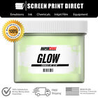 Внешний вид - Glow In The Dark Plastisol Ink For Screen Printing - Low Temp Cure 270F