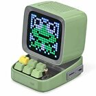 Divoom Ditoo Retro Pixel Art Bluetooth Speaker with Programmable RGB Led Screen,