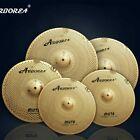low volume mute quite silent cymbal set: 14