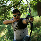 57in. 30 40lbs Archery Takedown Recurve Bow Right Left Hand Hunting Target US
