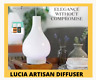 YOUNG LIVING NEW LUCIA ARTISAN DIFFUSER Limited Edition Athentic w 2 Free Oil