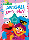 123 SESAME STREET LET'S PLAY Personalized Childrens HC Book 50+ Names to Choose