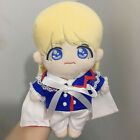 Hand-made Kpop Star Kim Tae Hyung 20cm Doll Clothes Suit Gift N
