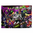 Transformers G1 80S 300/500/1000 Piece Wood Jigsaw Puzzle Gift for Adults Kids