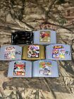 Nintendo 64 N64 Video Game Cartridge Lot - You Choose! Tested! Authentic !