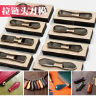 Leather zipper pull Cutter Die Japan blade zip puller Template Cutting mould DIY