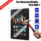 9H Premium Tempered Glass Film Screen Protector For Amazon Kindle Fire 7.0 2017
