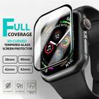 40 44mm For Apple Watch Series 6 SE Full Cover Tempered Glass Screen Protector