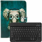 Universal Tablet Case Stand w/ Keyboard For Amazon Kindle Fire HD 10 5/7/9th Gen