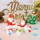 Christmas+Miniature+Snowman+Santa+Xmas+Tree+Fairy+Garden+Figures+Decor+E2O2