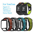 Replacement Bracelet Dual-Color Strap For TomTom Spark Runner 3 2 Series Watch