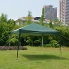 2MX2M 3MX3M Pop Up Gazebo Waterproof Marquee Garden Awning Party Tent Canopy UK