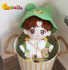 Hand-made Oh Se Hun XiaoZhan Doll Clothes Suit Forest Spring Visit Outfit Prop N