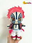 Demon Slayer Kimetsu no Yaiba Uzui Tengen Akaza Plush Doll Toy Change Clothes N