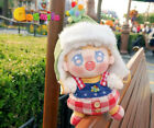 Hand-made Xiaozhan 20cm Doll Clothes Suit The Amusement Park Set Outfit Cosplay