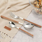 1pc Spoon/1pc Fork/1pc Meal knife Kitchen Essentials Stainless Steel Tableware