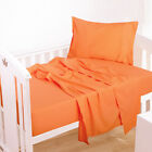 Ultra Breathable 3 Piece Toddler Crib Sheet Set Cooling For Skin NTBAY Bedding