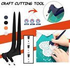 3 in 1 Craft Cutting Tools with 15 - 30 - 45 degree Art Cutting Tool