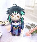 Genshin Impact   Xiao Plush 20cm Doll Change Clothes Suit Outfits Toys Cosplay